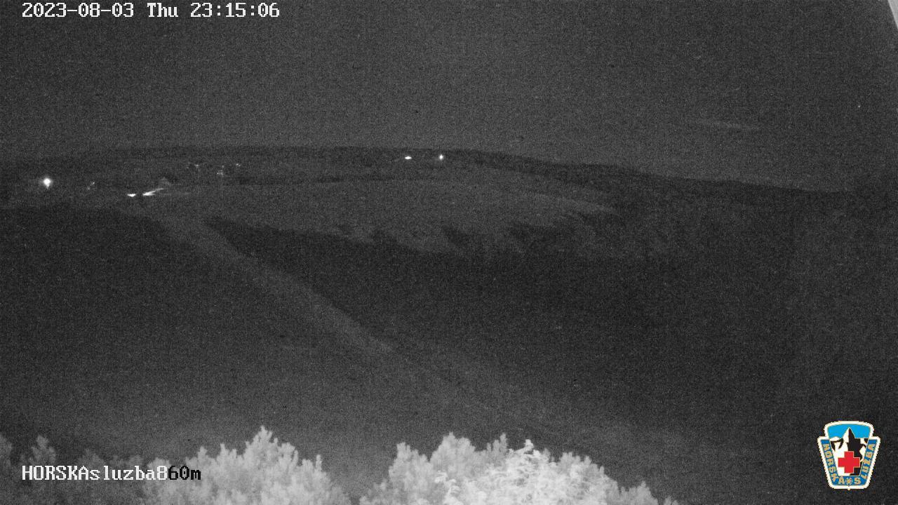 Webcam Skigebied Bournak cam 4 - Ertsgebergte