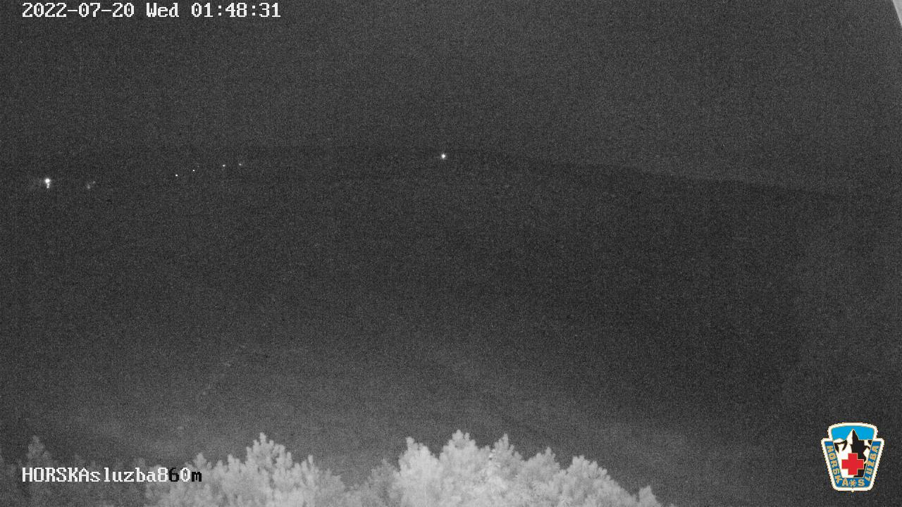 Webcam Ski Resort Bournak cam 10 - Ore Mountains